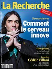 """La Recherche n° [505] - Article p. 47-50 : """"Virus géants : le réchauffement climatique les réveille"""""""
