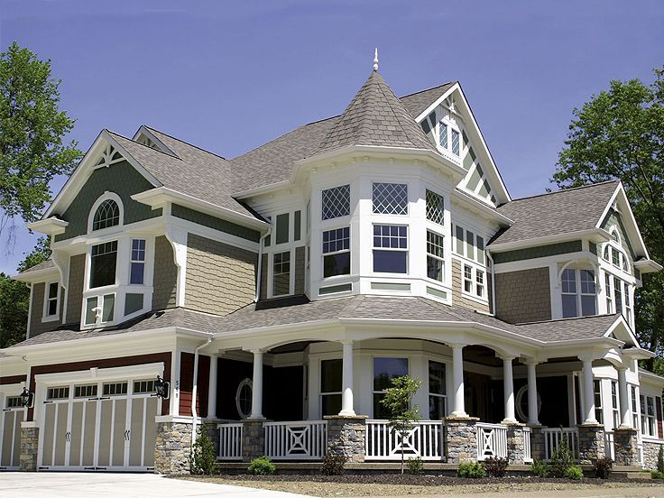 find this pin and more on house plans contemporary victorian - Modern Victorian House Design