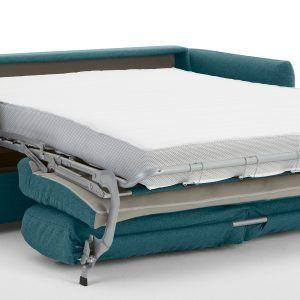 Sofa Bed Thick Sprung Mattress