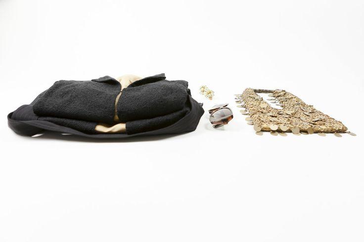 Soprabito in pizzo di lana Alberto Carlo_ ph: Valentina Brunello