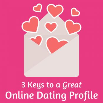 Online Dating for Seniors: 3 Keys to a Great Profile