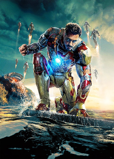 Ironman 3 was the best one!!