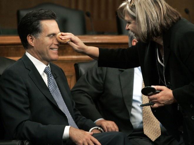 Il trucco di Mitt Romney