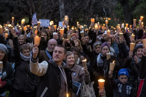candle vigil melbourne - Google Search