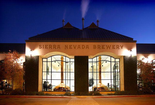Sierra Nevada Brewery, Chico, CA