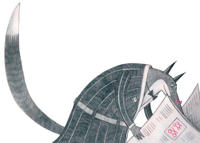 Marco Somà: Drawings