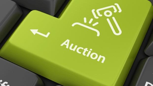 Online vastgoedveiling