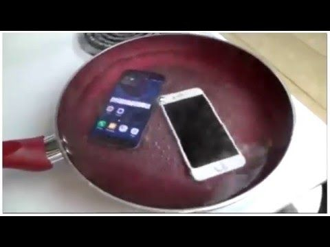 Samsung Galaxy s7 vs Iphone 6s Bend Test... #gadgetnews #gadgetreview #technews #bestgadget2016 #smartphone2016