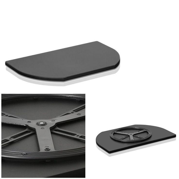 Turn around swivel TV stand media entertainment center storage cabinet furniture #PerfectAllinaceLad #Contemporary