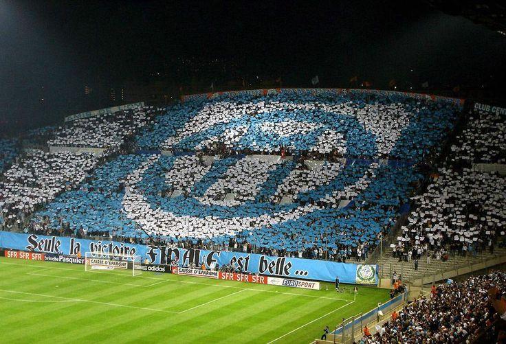 Olympique de Marseille fans