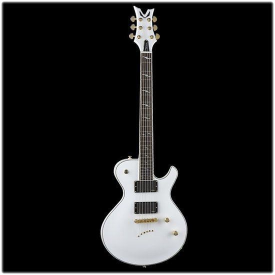 dean guitars stratocaster guitare electrique noir