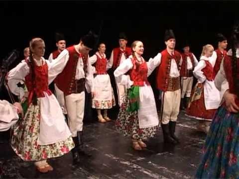 Regionalny Zespół Pieśni i Tańca 'Piątkowioki' - grupa 3 program żywiecki