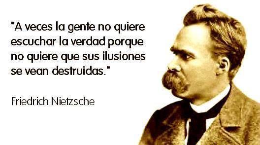 El fue Friedrich Nietzsche - Taringa!