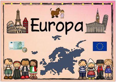 "Ideenreise: Themenplakat ""Europa"""