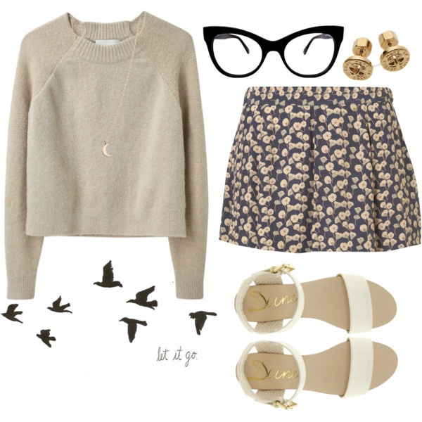 Cute nerdy outfit out fits pinterest