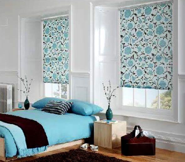Roller Blinds Window Coverings Louvolite Bedroom Design Ideas