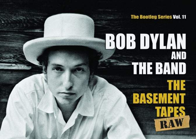 Vinyl  fans will have to wait until November 24 for the 3 LP version of The Basement Tapes Raw