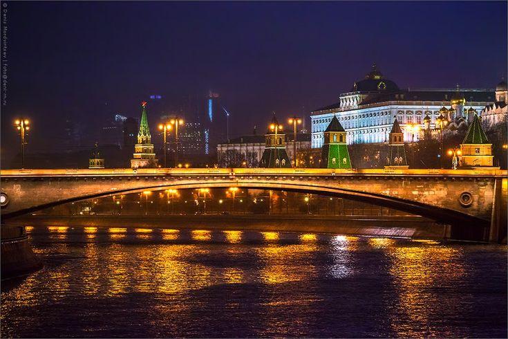 Ночная Москва | Life on Photo