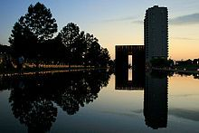"""""""Oklahoma City National Memorial is a memorial in the United States that honors the victims, survivors, rescuers, and all who were affected by the Oklahoma City bombing on April 19, 1995."""""""