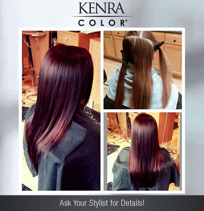 Pin By Jennifer Ruport On Cute Hair Pinterest Of Kenra