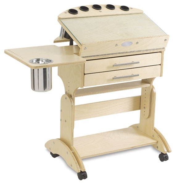 Craftech Ultra Series Painting Taboret - BLICK art materials