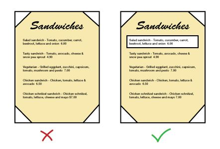 http://www.menucoverdepot.com/resource-center/articles/restaurant-menu-engineering/