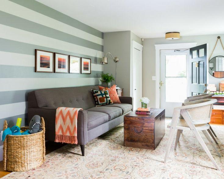 Kleines Wohnzimmer Gestalten Ideen   Farbliche Gestaltung