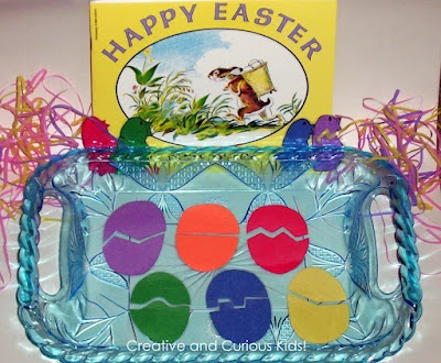 Happy Easter book and activities!