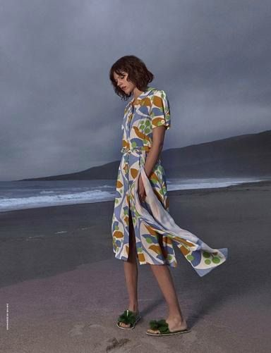 Summer dress patterns vogue korea