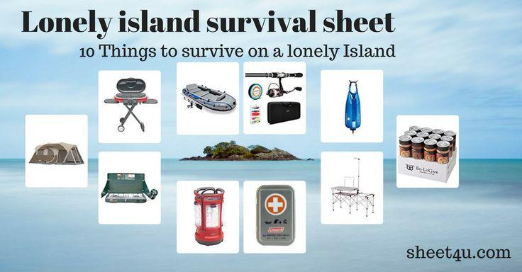 #island #lonelyisland #survival #survival #sheet4u  www.sheet4u.com
