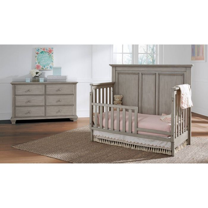 Oxford Baby Kenilworth 4 In 1 Convertible Crib In 2020 Convertible Crib Cribs Nursery Furniture Sets