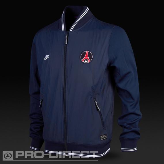 Nike PSG Covert Overlay Track Jacket
