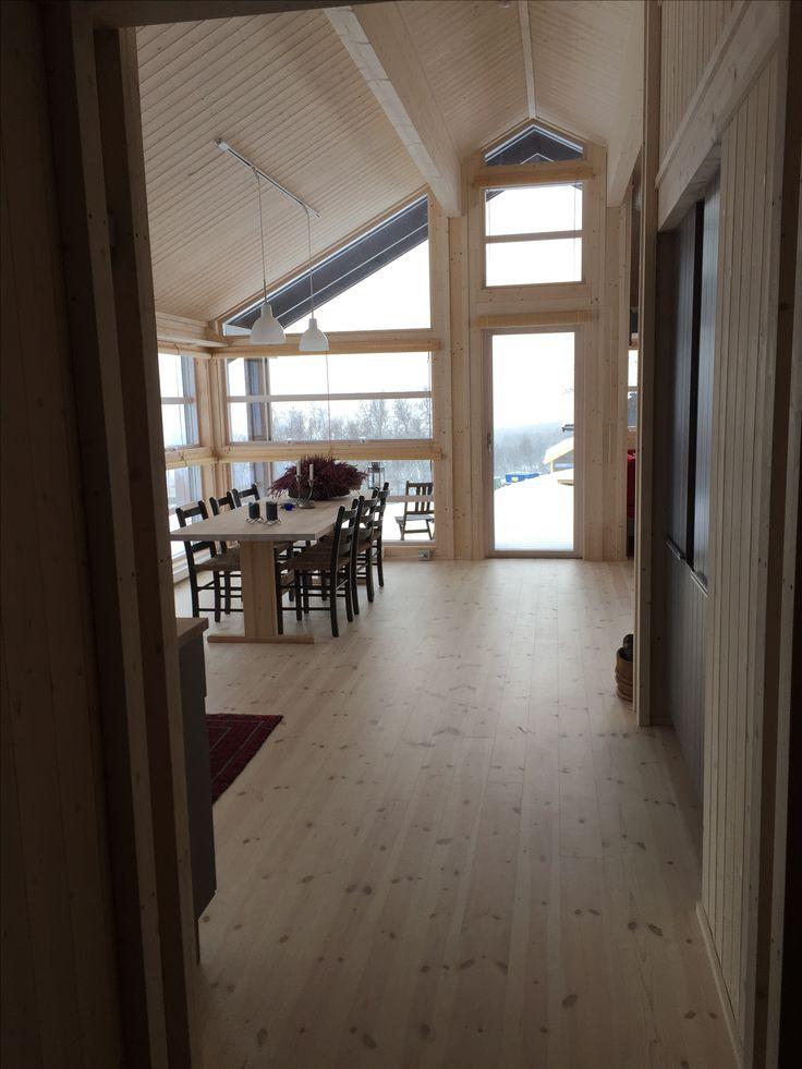 Ålhytte på Leveldåsen, Ål, Norway