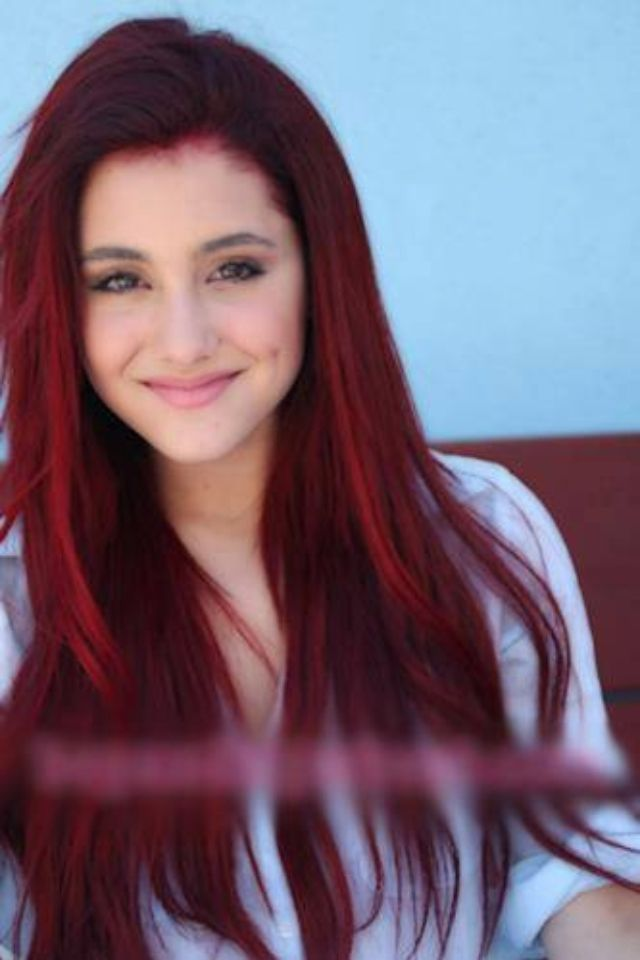 Ariana Grande. One of my biggest look inspirations, she's the epitome of cute.