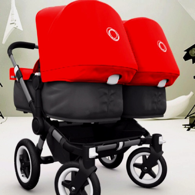 Bugaboo Donkey Twin Stroller The Gucci Of Strollers A