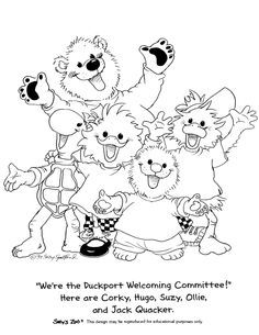 Found On Bing From Www Pinterest Com Zoo Coloring Pages Suzys Zoo Coloring Books