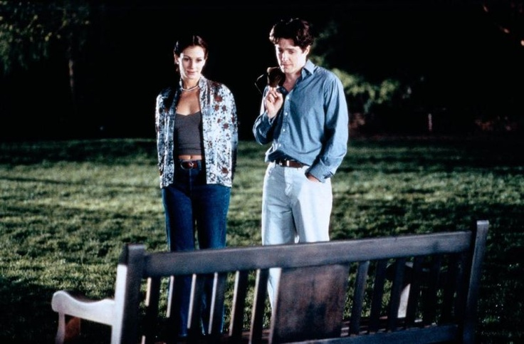 Notting Hill - Hugh Grant, Julia Roberts #nottinghill #hughgrant #juliaroberts #1999