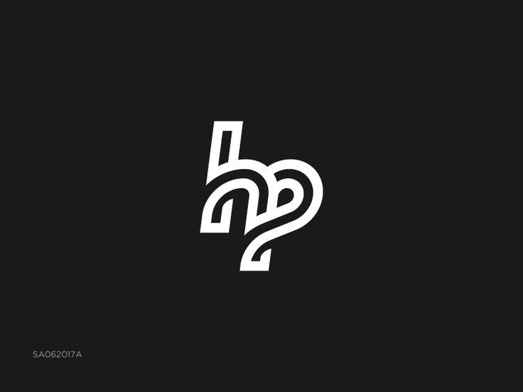 HP Logo by Satriyo Atmojo  #logo #logodesign #design