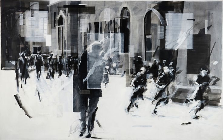 Vital Gestures III by Wessel Huisman