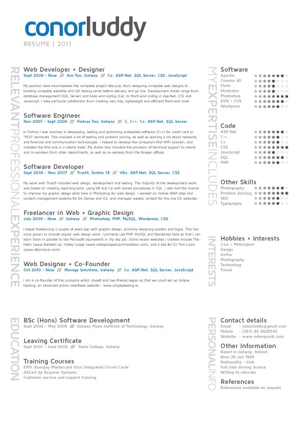 80 best Cv Infografico Schematici images on Pinterest Business - resume templates libreoffice