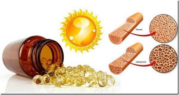 Take Vitamin D For 3 Months And All Diseases Will Disappear!