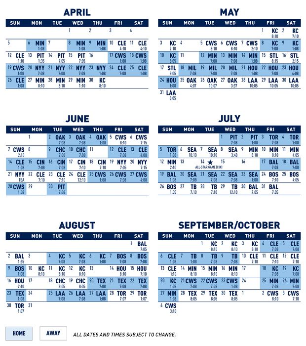 Resource image pertaining to printable detroit tigers schedule