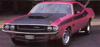 "A total of five 1970 Dodge Challengers were used to shoot the cult film ""Vanishing Point"". The 1970 Dodge Challenger is among the most eye-catching muscle cars ever built."