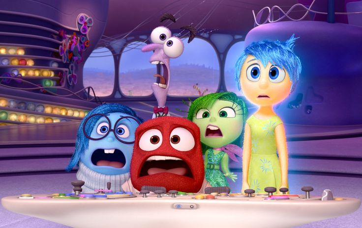 Exclusive Clip: How INSIDE OUT'S Director Realized That Sadness Is the Real Key to His Touching Story.  I loved this little movie lots;  one of my friends took me to it, she and I sat right there in an animated movie, laughing, crying and thoroughly enjoying the emotions brought out, and the beautiful visuals.   ~ Sandy Fox Wilmington NC.  | in Parade, my Sunday newspaper publication .. love it, too. <3