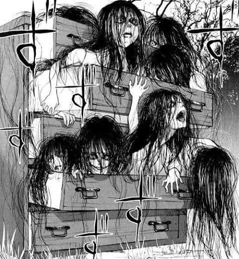 Mangareader Horror: Arte Oscuro, Arte Macabro Y Arte