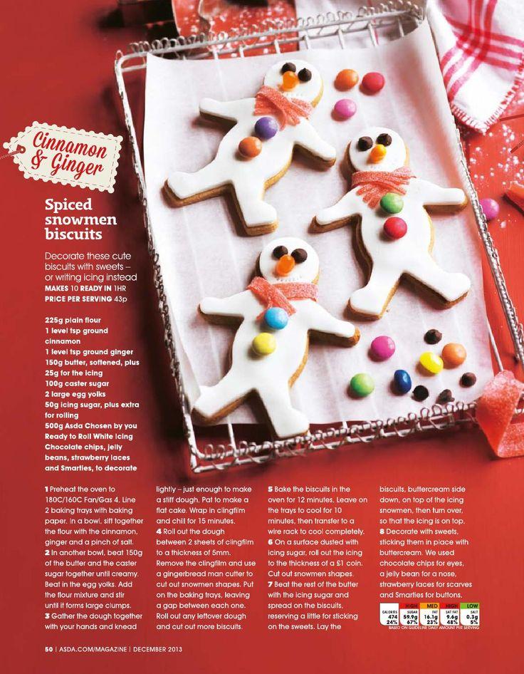 84 best asda christmas time images on pinterest christmas time asda magazine december 2013 solutioingenieria Gallery