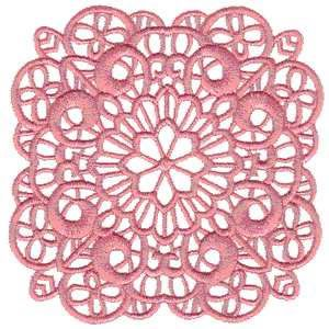 Lace 3 embroidery designs