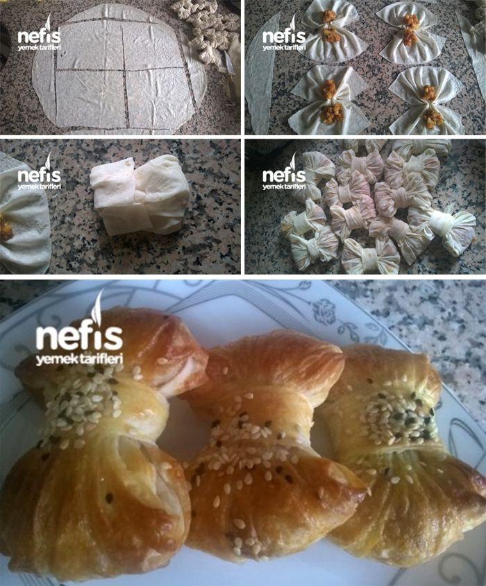 Patatesli Fiyonk B�rek