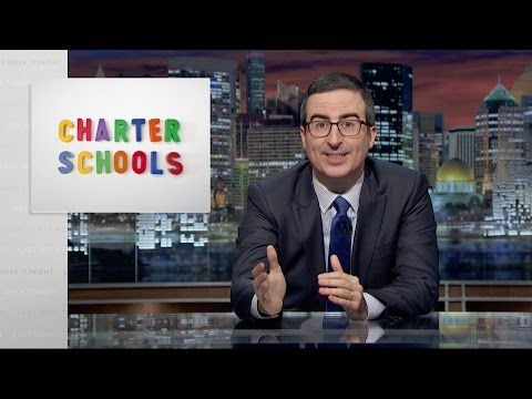 Charter Schools: Last Week Tonight with John Oliver (HBO) - YouTube