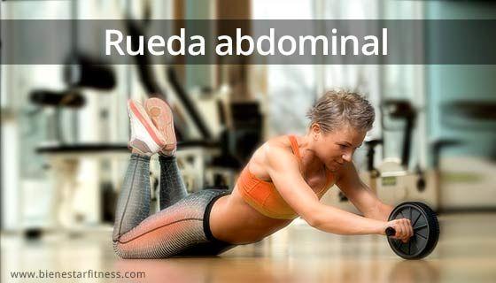 La rueda abdominal sirve para trabajar el abdomen de una forma altamente efectiva. Como usar la rueda de abdominales. Ejercicios efectivos para el abdomen.